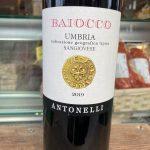Baiocco Sangiovese, Organic