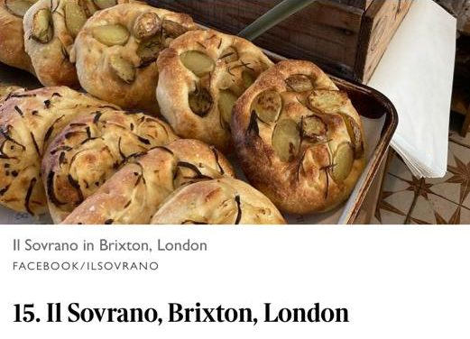 il sovrano - 25 of the best uk delis
