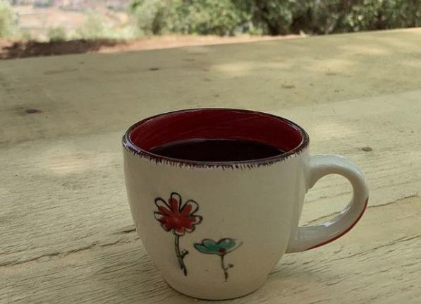 coffee break at il sovrano
